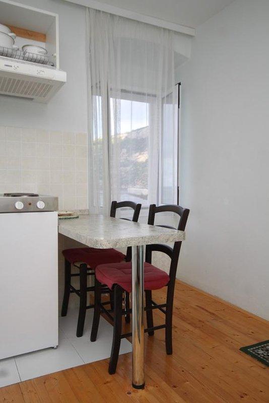 Salle à manger, Surface: 3 m²