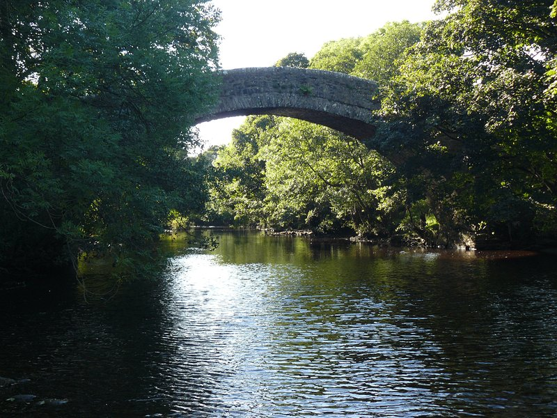 Ivelet bridge