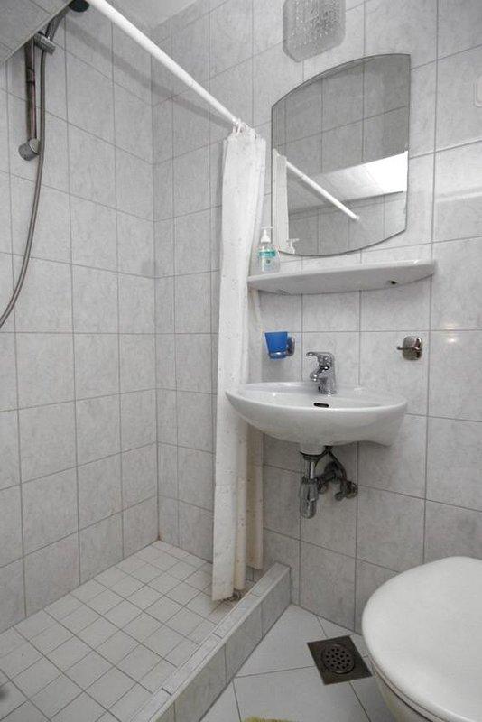 Casa de Banho, superfície: 2 m²