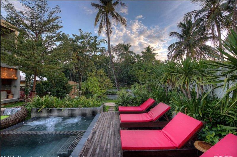 Siem Reap Designers Luxury Villa, vacation rental in Siem Reap