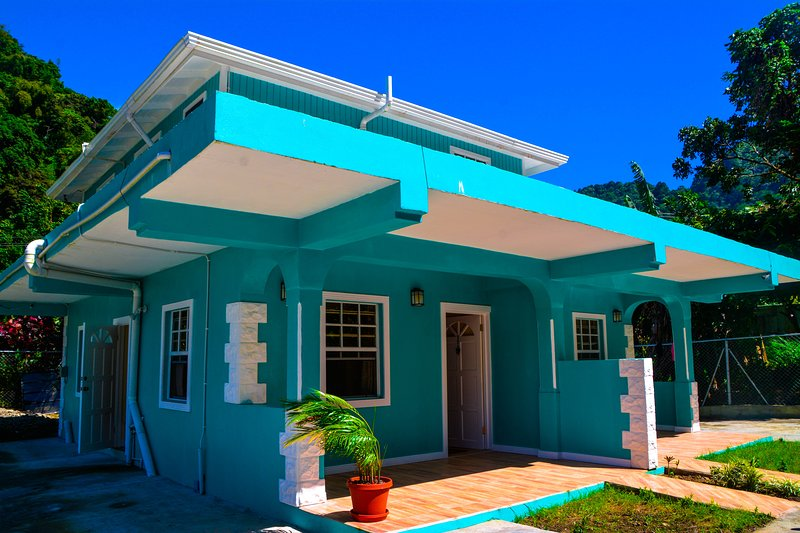 Amazon Villas, aluguéis de temporada em Soufriere