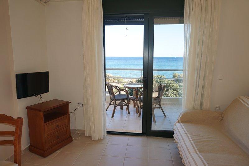 Portela Apartments Kampoula 3, location de vacances à Charakas