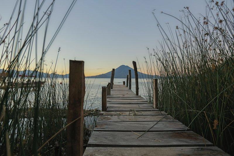 Private Lake Dock