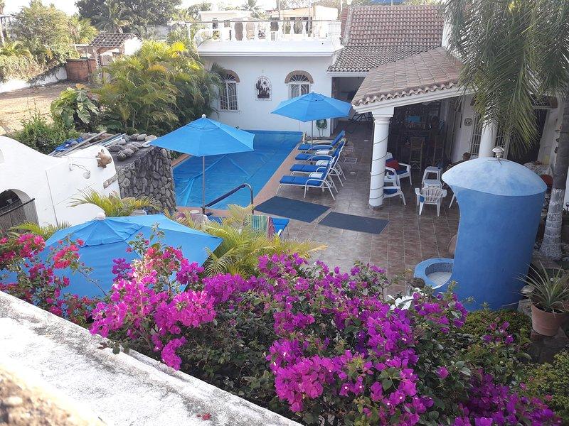 Casa de las Prismas, holiday rental in La Cruz de Huanacaxtle