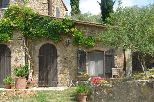 Libbiano Apartment Sleeps 4 with Pool - 5336607, casa vacanza a Pancole