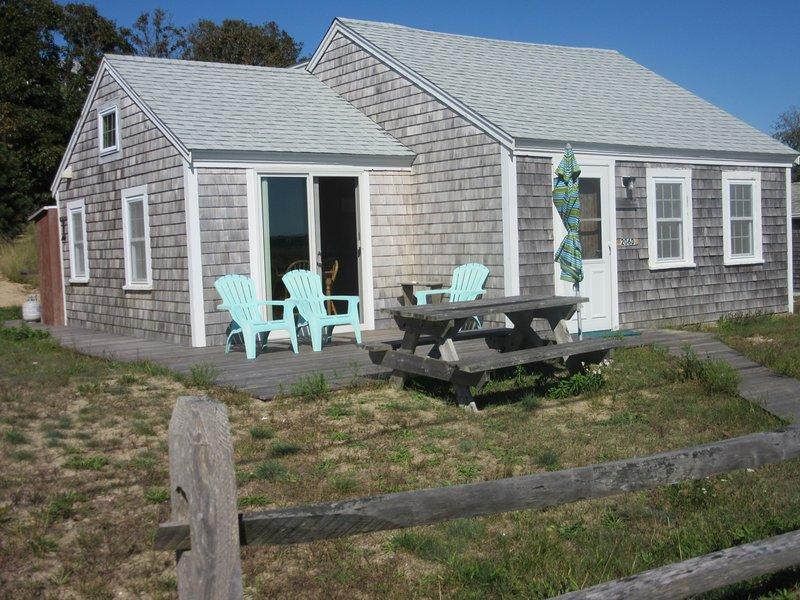 Old Salt cottage