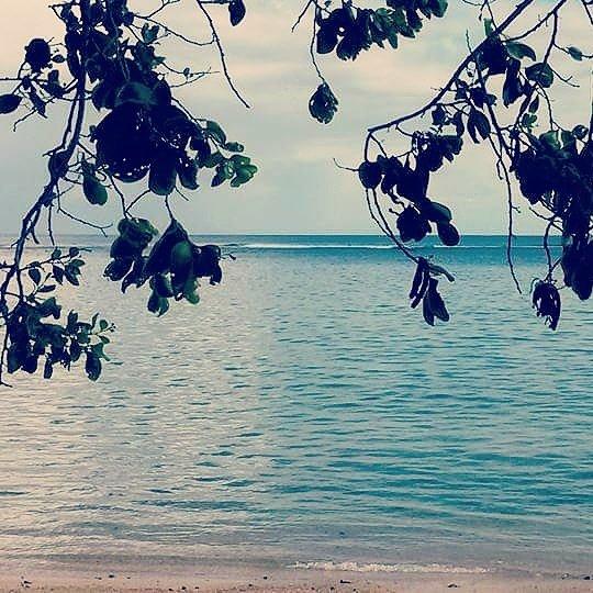 Nossa praia privada