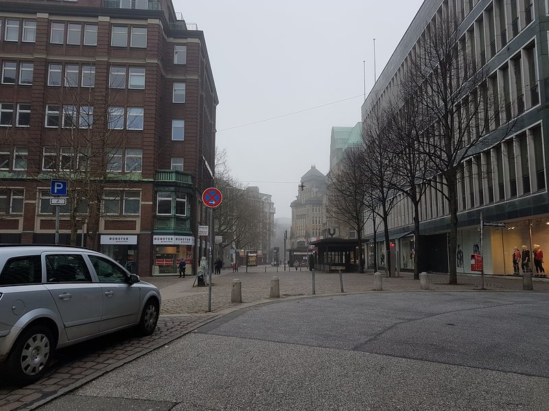 Grand Apartment in Central Hamburg, Rathhaus, vacation rental in Hamburg