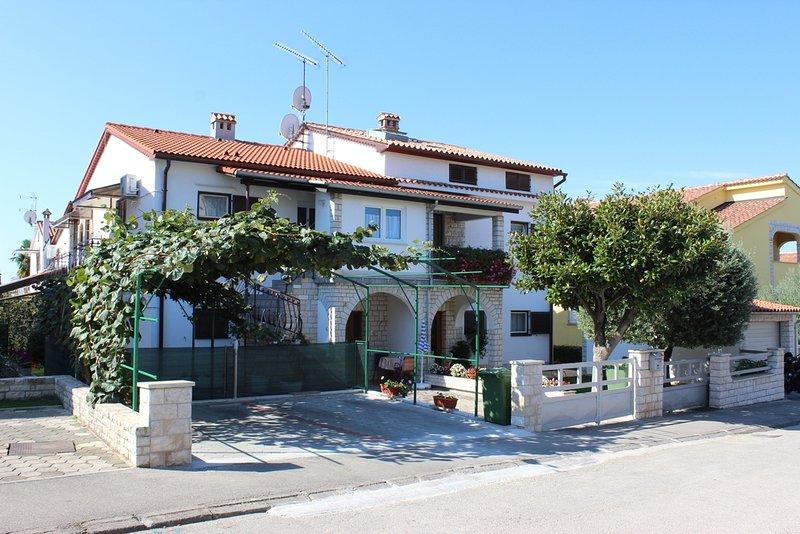 Zlata C6+2, location de vacances à Porec