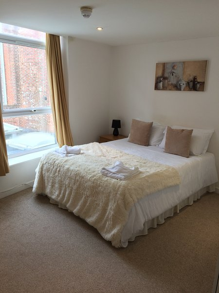 City Central Apartment, Sleeps 3 - CW, vacation rental in Fishbourne