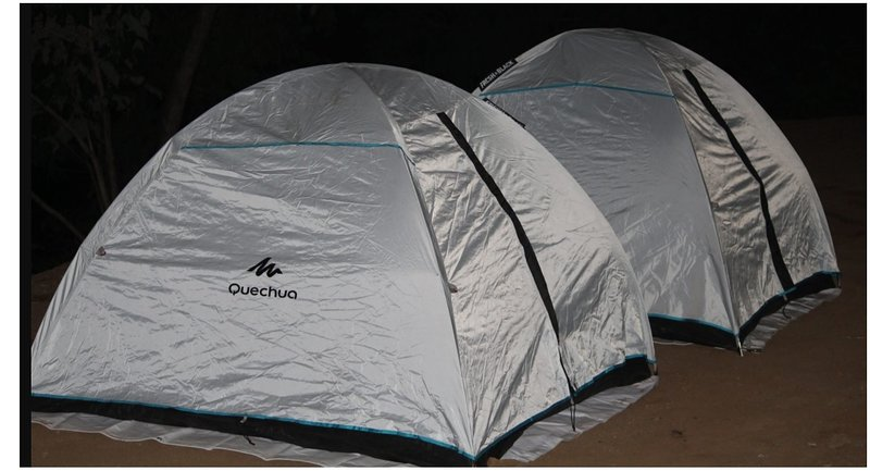 Sangam Homestay (2 seat Tent ) # 4, vacation rental in Dandeli