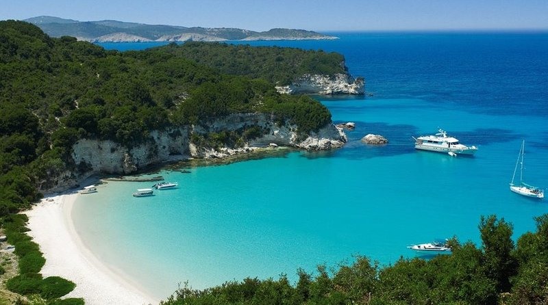 Anti-Paxos:  One of the most beautiful beaches in the world!