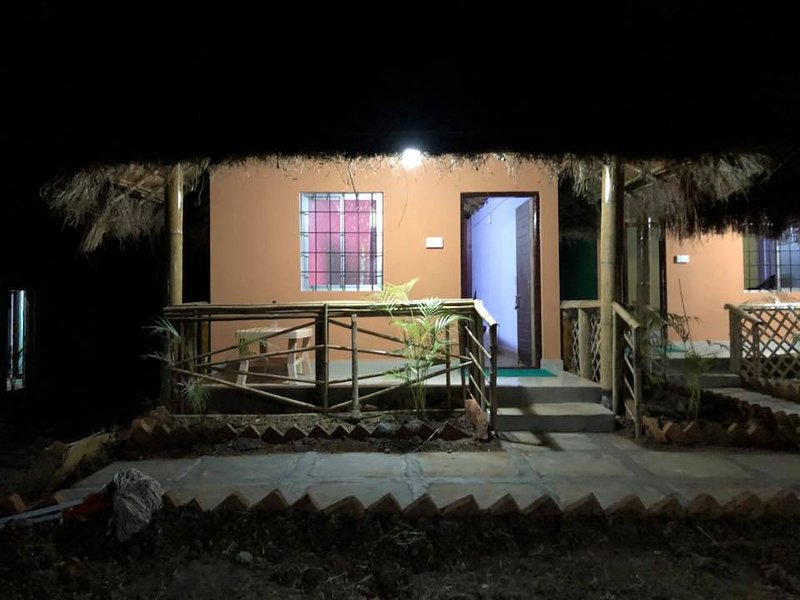 Sangam Homestay (2 seat Tent ) #6, vacation rental in Dandeli