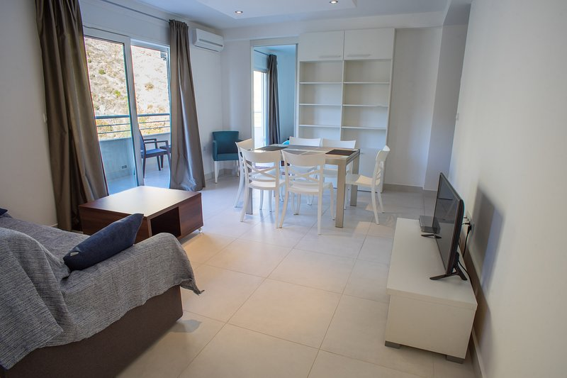 Blue Star Apartment Becici, holiday rental in Becici