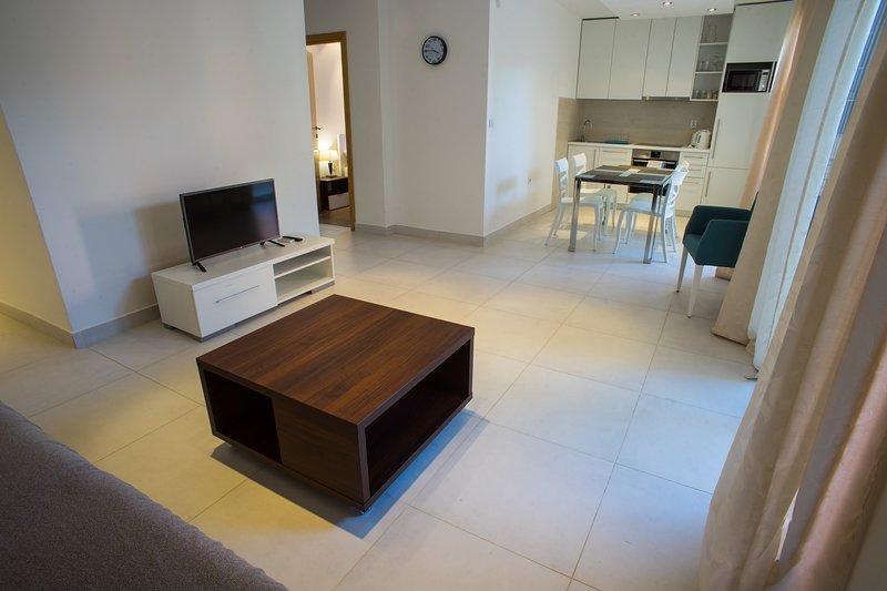 Blue Sea Apartment Becici, holiday rental in Becici