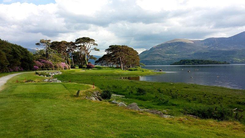 campo de Killarney y Club de pesca. 10 minutos.