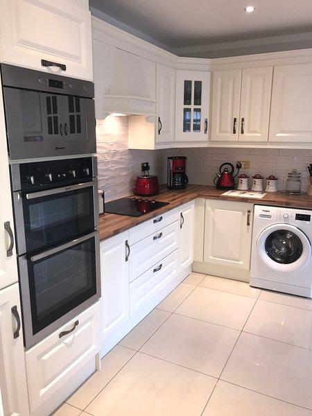 Nueva cocina instalada de marzo de 2018