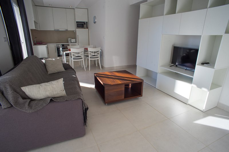 Blue Surf Apartment Becici, holiday rental in Becici