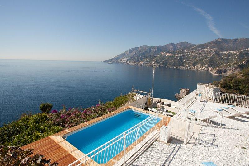 Villa Vittoria, vacation rental in Erchie