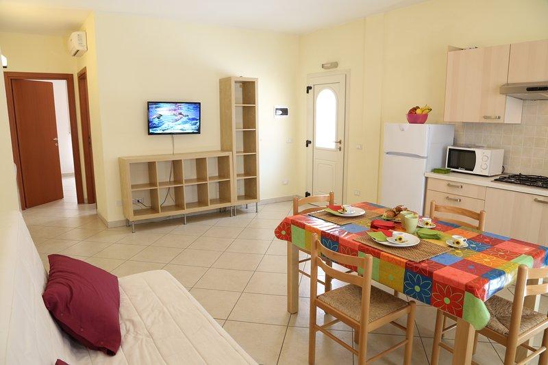 RESIDENCE VISTA MARE CON PACCHETTO SPIAGGIA INCLUSO, vacation rental in Chioggia