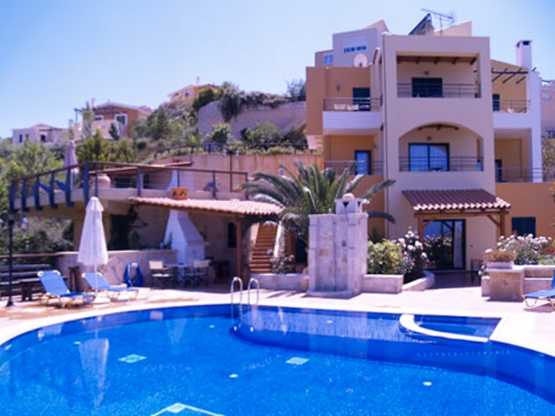 Villa 'Sofia' - Perfect relaxing Vacations, holiday rental in Theriso
