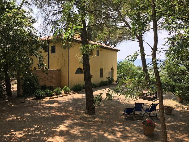 Casa saletto, holiday rental in Orciano Pisano
