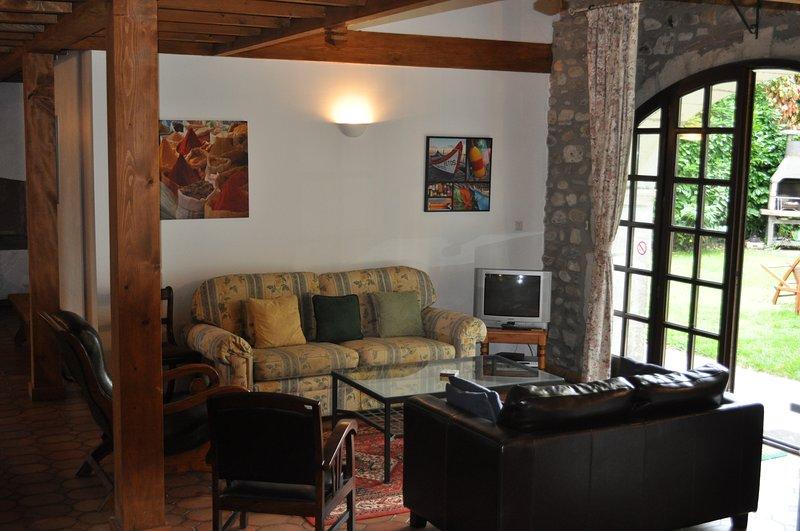 Coach House - Sitting Area