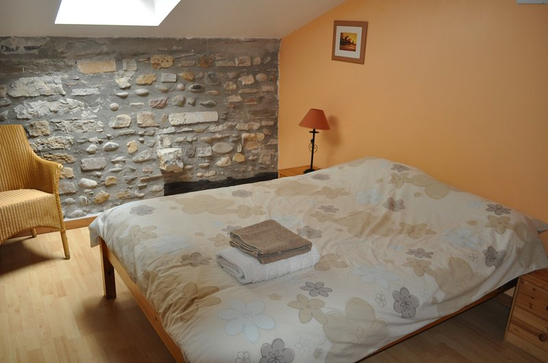 Coach House - Bedroom