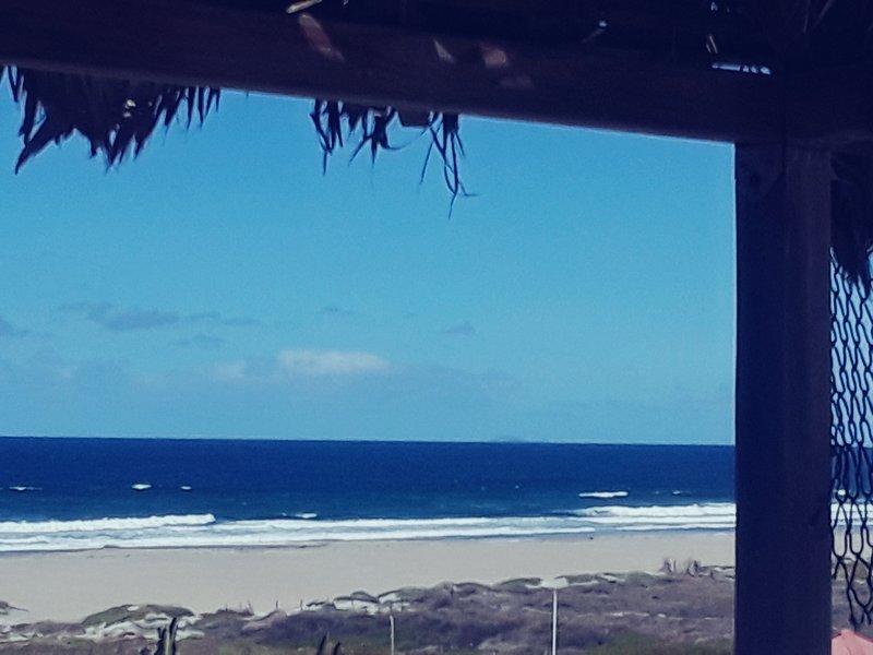 View North towards Rosarito Beach