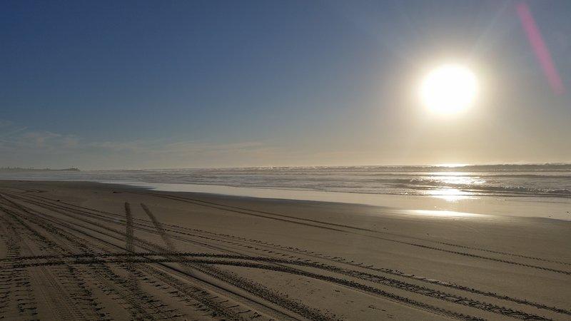 The Beautiful private La Salina Beach...increadable.