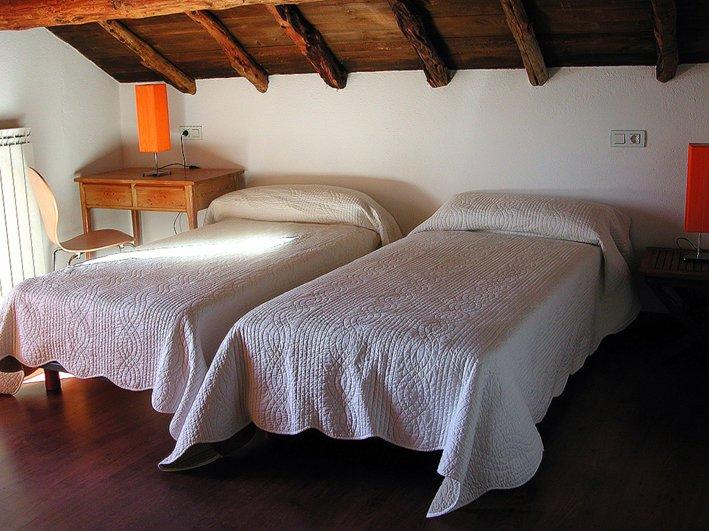 Casas Moliniás - Carrasca, holiday rental in Campo