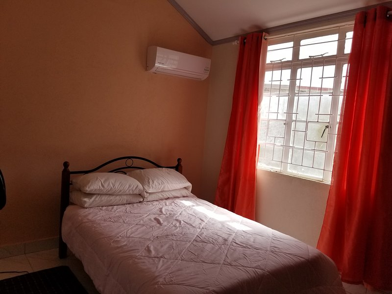 Airconditioned Master Bedroom