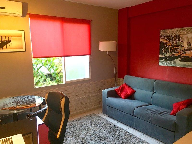 Studio Design climatisé à Schoelcher, location de vacances à Schoelcher