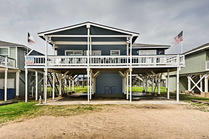 Spacious Surfside House w/Deck on Pedestrian Beach UPDATED ...