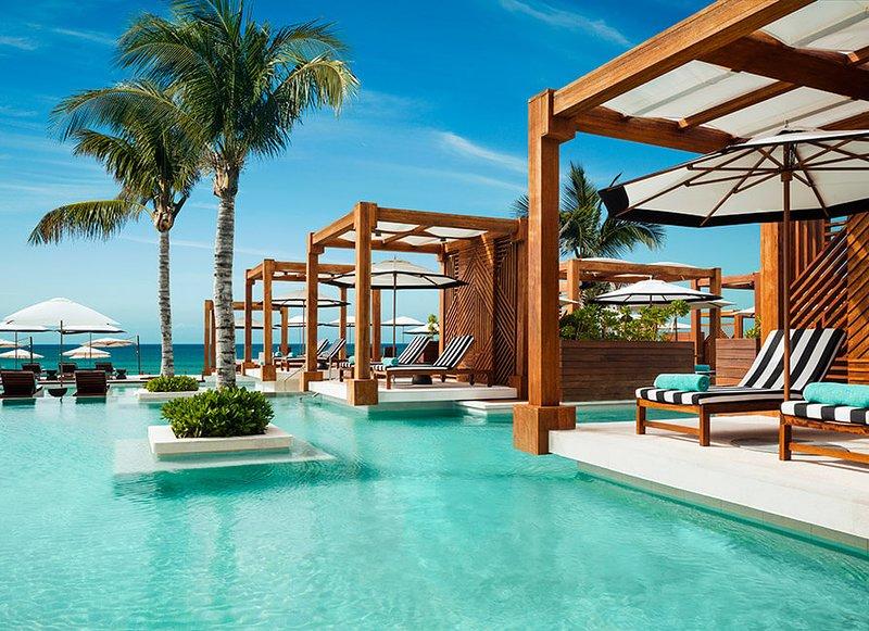 Grand Luxxe at Vidanta Riviera Maya, vacation rental in Playa Paraiso