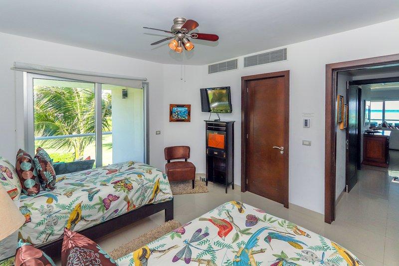 Gäste-Suite mit 2 Einzelbetten