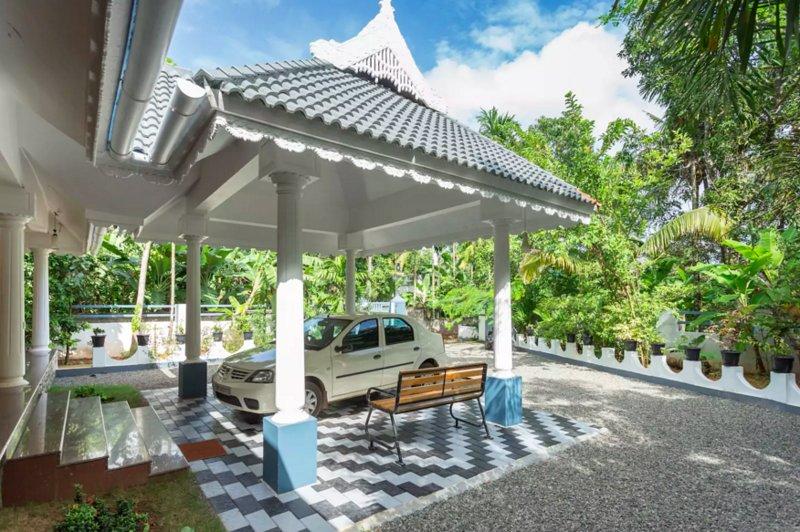 Villa Oshin Near Cochin Airport - 24/7 Pickup - Great Food - Yoga Sessions, holiday rental in Athani