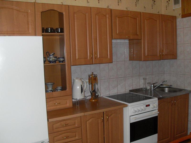 Уютная квартира на юге Петербурга, location de vacances à Krasnogvardeysky District