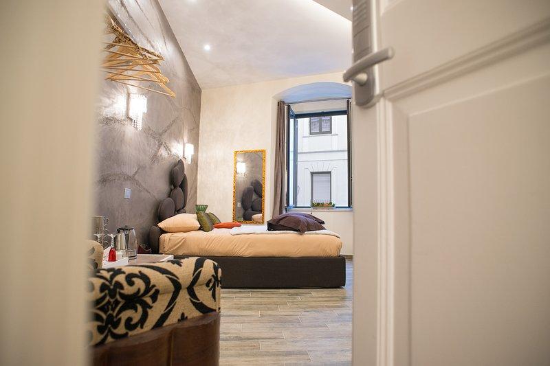 Giò Galà Relais - Luxury private room (Brown), casa vacanza a Milazzo