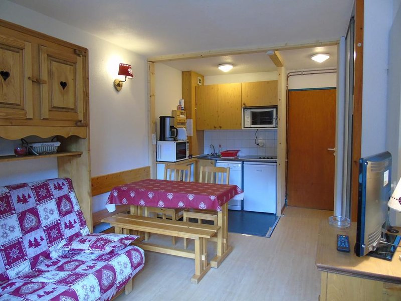 Appartement Valfrejus, holiday rental in Valfrejus