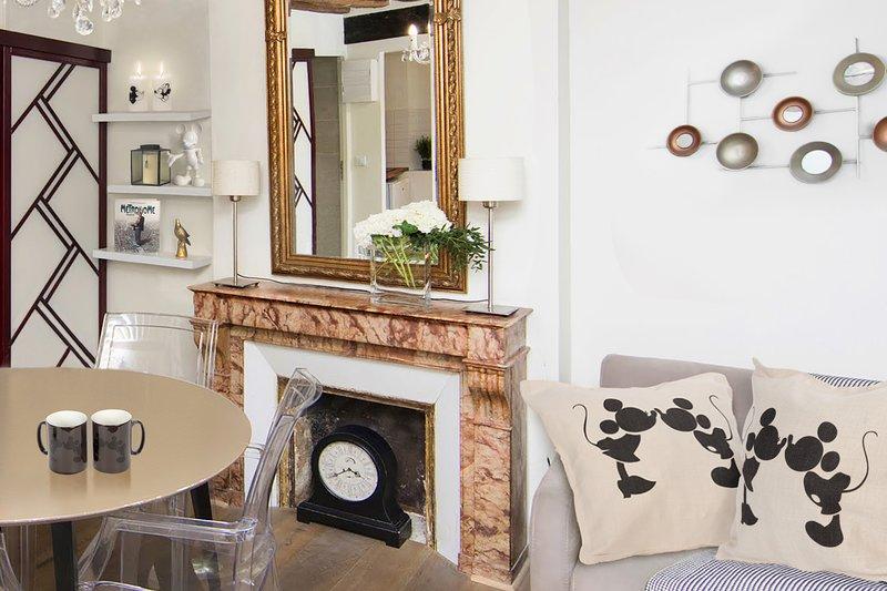 My Nest Inn Panthéon - Quartier Latin, holiday rental in Saint-Denis