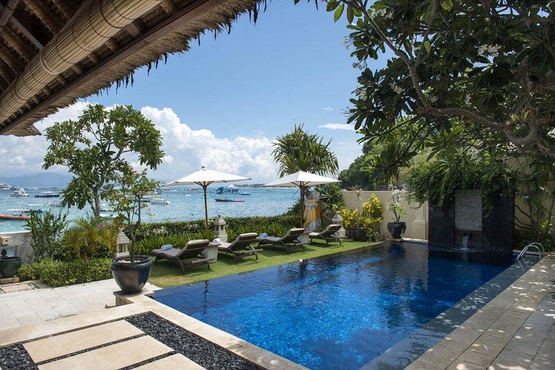 Villa Celagi at Nusa Lembongan, holiday rental in Nusa Lembongan