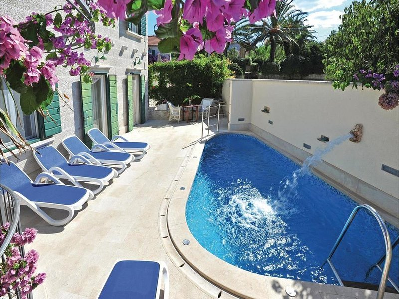 Amazing Villa Angelo**** with pool and seaview, vacation rental in Supetar