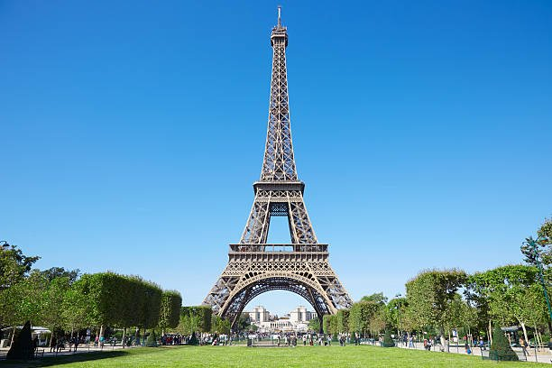 The Eiffel Tower is 15 minutes away