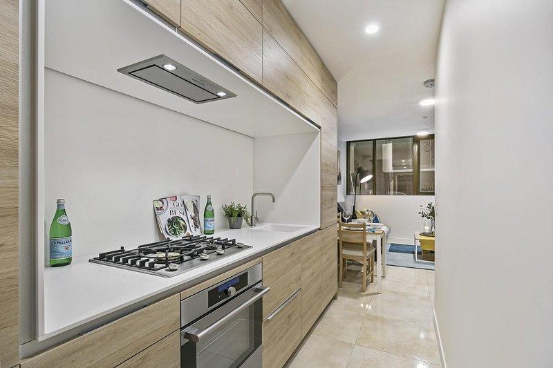 Elegant, modernt kök