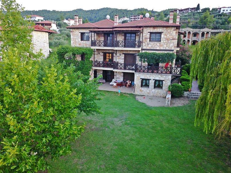 Villa Rokosini de cima