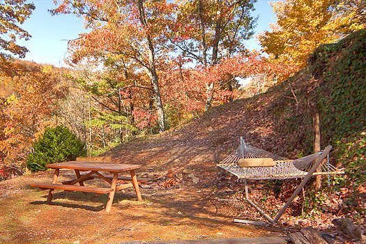 Picnic Area at Hidden Pleasure