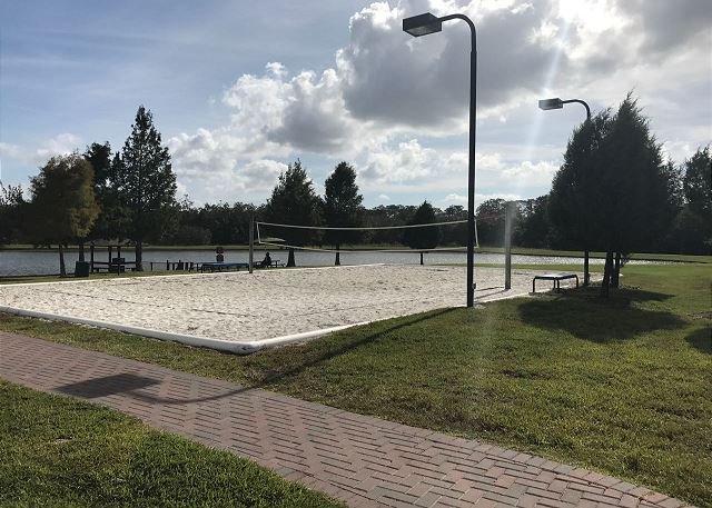 voleibol de arena