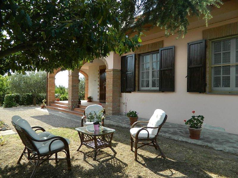 Appartamento Gaggiolo, location de vacances à Castiglione del Lago