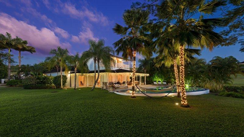 Villa Rosa, Royal Westmoreland, St. James, Barbados, vacation rental in Porters